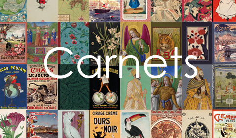 Hachette BnF - Carnets