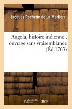 Angola, histoire indienne