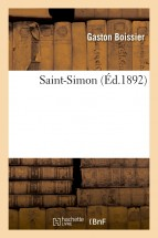 Saint-Simon (Éd.1892)