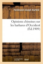 Opinions chinoises sur les barbares d'Occident