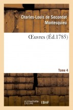 OEuvres. Tome 4