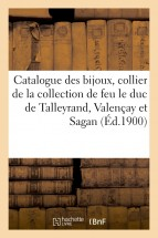 Catalogue des bijoux, collier en diamants, argenterie plaqué