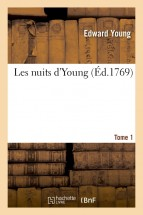 Les nuits d'Young. Tome 1