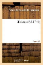 OEuvres. Tome 13