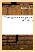 Poètes grecs contemporains