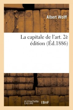 La capitale de l'art. 2è édition