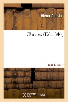 OEuvres. Serie 1. Tome 1